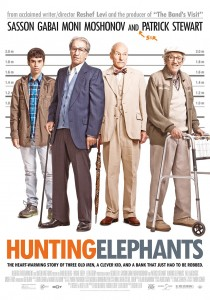 Hunting Elephants, Reshef Levi