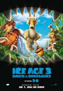 Ice Age 3: Dawn of the Dinosaurs, Carlos Saldanha