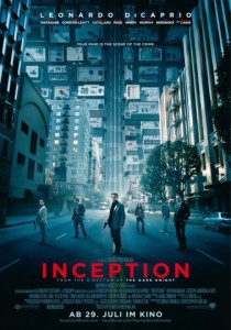 Inception, Christopher Nolan