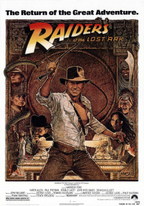 Indiana Jones: Raiders of the lost Ark, Steven Spielberg