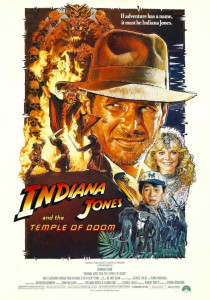 Indiana Jones and the Temple of Doom, Steven Spielberg