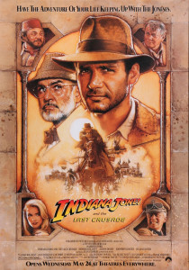 Indiana Jones and the Last Crusade, Steven Spielberg