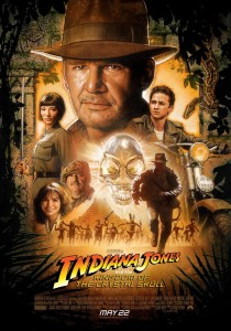 Indiana Jones and the Kingdom of the Crystal Skull, Steven Spielberg