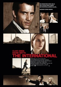 The International, Tom Tykwer