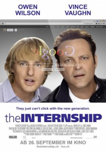 The Internship, Shawn Levy