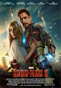 Iron Man 3, Shane Black