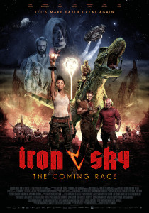 Iron Sky: The Coming Race, Timo Vuorensola