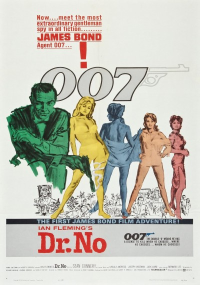 Dr. No Theatrical Poster.jpg