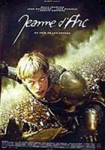 Jeanne d'Arc, Luc Besson