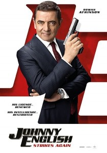 Johnny English Strikes Again, David Kerr