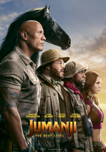 Jumanji: The Next Level, Jake Kasdan