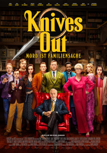 Knives Out, Rian Johnson