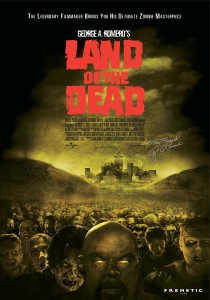 Land of the Dead, George A. Romero