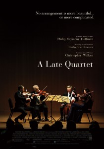 A Late Quartet, Yaron Zilberman
