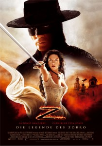 The Legend of Zorro, Martin Campbell