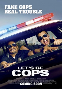 Let's Be Cops, Luke Greenfield