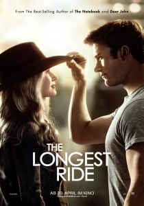 The Longest Ride, George Tillman Jr.