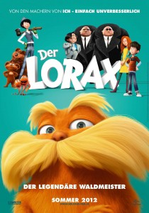 The Lorax, Chris Renaud