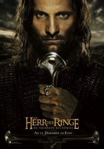 The Lord of the Rings 3: The Return of the King, Peter Jackson