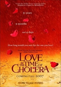 Love in the Time of Cholera, Mike Newell