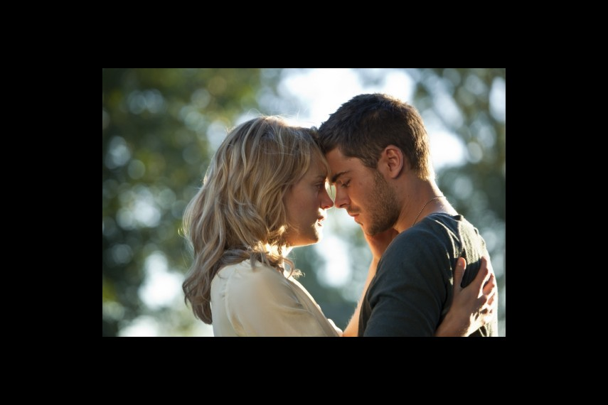 The Lucky One Alle Informationen Zum Film Auf Cineimage