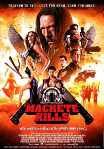 Machete Kills, Robert Rodriguez