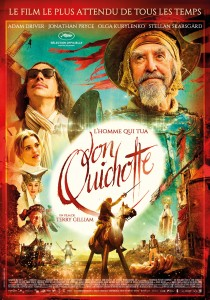 The Man Who Killed Don Quixote, Terry Gilliam