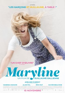 Maryline, Guillaume Gallienne