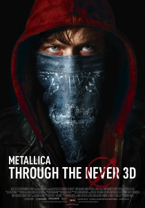 Metallica Through the Never, Nimród Antal