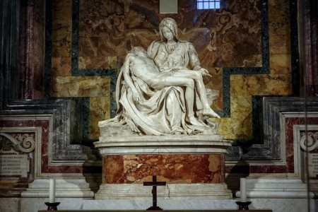 St Peters Basillica The Pieta .jpg