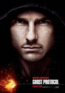 Mission: Impossible 4 - Ghost Protocol, Brad Bird