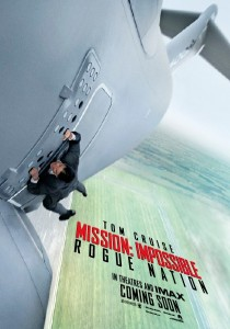 Mission: Impossible - Rogue Nation, Christopher McQuarrie