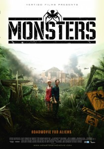 Monsters, Gareth Edwards