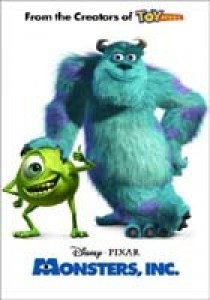 Monsters, Inc., Peter Docter David Silverman Lee Unkrich