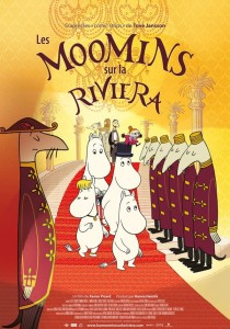 Moomins on the Riviera, Xavier Picard