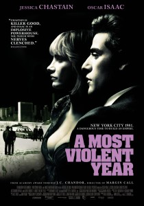 A Most Violent Year, J.C. Chandor