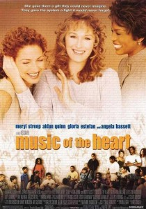 Music of the Heart, Wes Craven