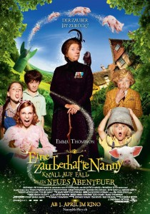 Nanny McPhee and the Big Bang, Susanna White