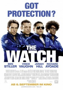 The Watch, Akiva Schaffer