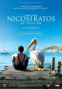 Nicostratos le pélican, Olivier Horlait