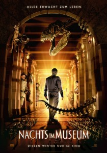 Night at the Museum, Shawn Levy