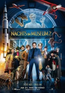 Night at the Museum 2, Shawn Levy
