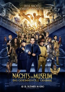 Night at the Museum: Secret of the Tomb, Shawn Levy