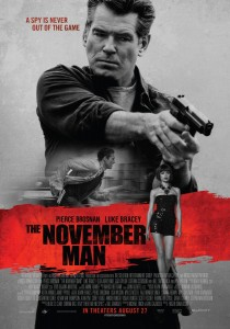 The November Man, Roger Donaldson