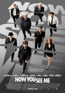 Now You See Me, Louis Leterrier