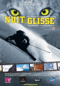 La Nuit de la Glisse: Perfect Moment: The Contact, Thierry Donard