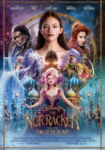 The Nutcracker and the Four Realms, Lasse Hallström