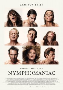 Nymphomaniac - Part 1, Lars von Trier