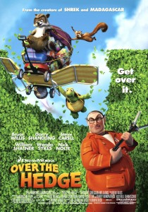 Over the Hedge, Tim Johnson Karey Kirkpatrick