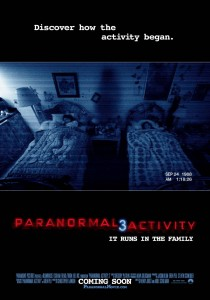 Paranormal Activity 3, Henry Joost Ariel Schulman